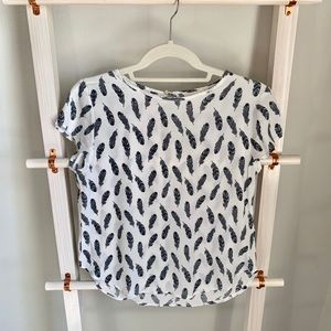 "H&M ""Light as a Feather"" Top"